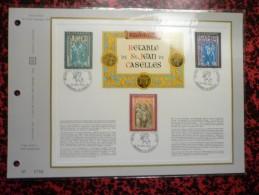Feuillet CEF Retable De St Jean De Caseilles 18/09/1971 N°5150 - FDC