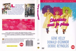 Dvd Zone 2 Chantons Sous La Pluie Édition Spéciale Collector 2 Disques Warner - Comedias Musicales
