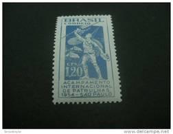 K3634- Stamp MNH Brazil -  1954- SC. 802-boy Scout - Scouting