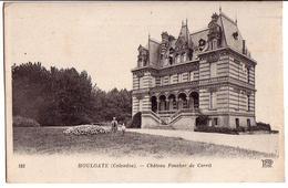 HOULGATE: Château Foucher De Careil - Houlgate