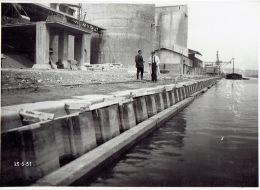 PHOTO Originale (23.5 X 15.5 Cm)  LANAYE - 23/05/1931 - CIMENTS DE VISE (Actuellement Cimenterie C.B.R.) - Visé