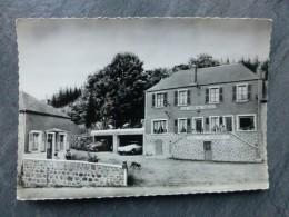 """58 FACHIN, Hôtel """"Aux Monts Du Morvan"""", DS Citroën,  Belle CP Années 1950 ; Ref 975 - Frankreich"""