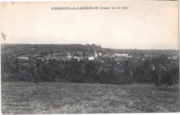 AUBIGNY-en-LAONNOIS --Vue De L'Est - Frankreich