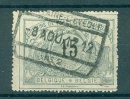 "BELGIE - OBP Nr TR 16 - Cachet  ""FONTAINE-L'EVEQUE Nr 2"" - (ref. AD-7505) - 1895-1913"