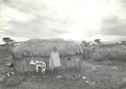 Samburu Boy, Kenya Postcard Unposted - Kenya