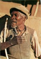Nkowane Musician, Botswana Postcard Unposted - Botswana