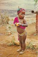 Shy Little Child, Swaziland Postcard - Swaziland