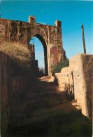 Elaguria Tokra Islamic Castle, Libya Postcard Unposted - Libia