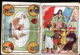 CALENDRIER 1904, COLONIES FRANCAISES - Petit Format : 1901-20