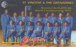 SAINT VINCENT Lot1 - St. Vincent & The Grenadines