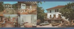 39 JURA - CP THOIRETTE / ARINTHOD - HOTEL DE LA SOURCE RESTAURANT - M. Mme CHARMETTE - PLAN D'ACCES - PUBLICOLOR 395/2 - - Frankreich