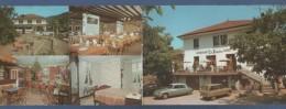39 JURA - CP THOIRETTE / ARINTHOD - HOTEL DE LA SOURCE RESTAURANT - M. Mme CHARMETTE - PLAN D´ACCES - PUBLICOLOR 395/2 - - Otros Municipios