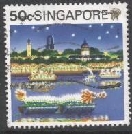 Singapore. 1990 Tourism. 50c Used. SG 631 - Singapore (1959-...)