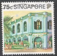 Singapore. 1990 Tourism. 75c Used. SG 632 - Singapore (1959-...)