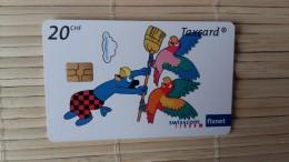 Phonecard Zwitserland 20 CHF Used Rare - Switzerland