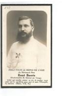 P 59.  Révérend Père Pené BAERTS - Missionaire De SCHEUT Au CONGO - °ST.TROND 1883 /+ DIMA (KASAI) 1924 - Images Religieuses