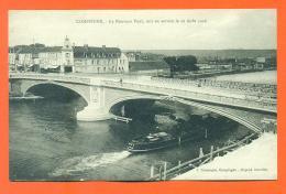 """CPA 60  Compiègne """" Le Nouveau Pont , Mis En Service Le 22 Aout 1916 """"  LJCP4 - Compiegne"""