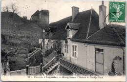 36 GARGILESSE - Maison De George Sand - France