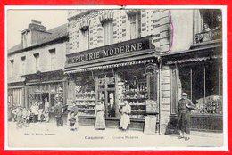 14 - CAUMONT --  Epicerie Moderne - Autres Communes