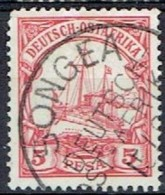 GERMANY #EAST AFRICA FROM 1901  STAMPWORLD 13 - Colonia: Africa Orientale