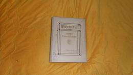 JOLIE LIVRE WILHELM TELL SCHAUFPIEL IN 5 AUFZUGEN VON FRIEDRICH SCHILLER. / BIELEFELD LEIPZIG BERLIN 1905. BELLES ILLUST - Bücher, Zeitschriften, Comics