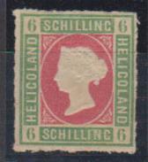 HELIGOLAND      1867     N  4     COTE    20 , 00  EUROS            ( D 523 ) - Heligoland (1867-1890)