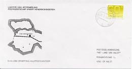 Laatste Dag Afstempeling S'Heer Hendrikskinderen - 31-01-1984 - Period 1980-... (Beatrix)