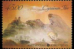 Kirgizië / Kyrgyzistan - Postfris / MNH - Heilige Berg 2013 - Kirgizië