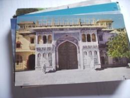 India Jaipur City Palace Rajendra Pol - India