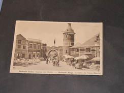 HOFSTADE BADEN - INGANG DER MERKT - Belgique