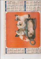 CALENDRIER P.T.T. 1976 - - Calendars