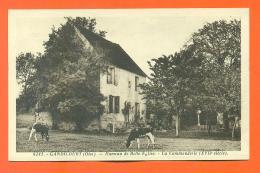 """CPA 60  Gandicourt """" Hameau De Belle église - La Commanderie """" Edit Delboy - LJCP4 - Autres Communes"""