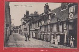 Bernay  --  Rue De Charentonne--  Pliure - Bernay