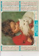 CALENDRIER P.T.T. 1977 - - Calendars