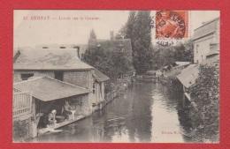 Bernay  --  Lavoir Sur Le Cosnier - Bernay