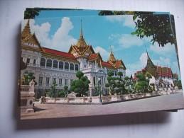 Asia Thailand Chakri Royal Grand Palace - Thailand