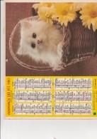 CALENDRIER P.T.T. 1980 - - Calendars