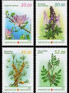 Kirgizië / Kyrgyzistan - Postfris / MNH - Complete Set Medicinale Planten 2013 - Kirgizië