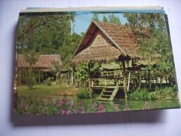 Asia Thailand Nokorn Pathorn Thai Style Village - Thailand