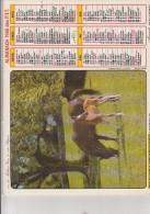 CALENDRIER P.T.T. 1985 - - Big : 1981-90