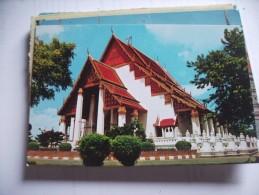 Asia Thailand Ayudhya Temple - Thailand