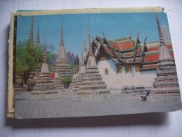 Asia Thailand Bangkok Wad Po - Thailand