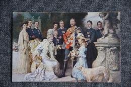 Famille Royale Allemande. - Familles Royales
