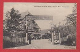 Auberville Sur Mer --  Ferme Marie Antoinette - France