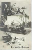 Amitiés De MERBES-LE-CHATEAU - Merbes-le-Château