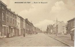 MARCHIENNE-AU-PONT : Route De Beaumont - Charleroi