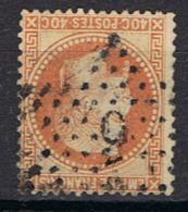 N°31 Etoile 9 - Marcophilie (Timbres Détachés)