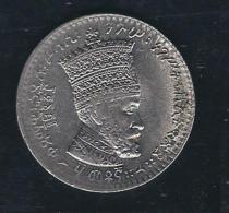 ETHIOPIA - -50 Matonas 1931 -  BB - - Etiopia