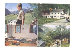 SINT PAULSREIZEN - Vlaamse Jeugdkampen In Tirool - Oostenrijk - Tyrol Autriche - Scout, Scoutisme, Camp (b195)  (b195) - Scoutisme