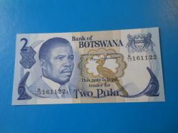 Botswana 2 Pula 1982 P.7c Sign 5 RARE UNC - Botswana